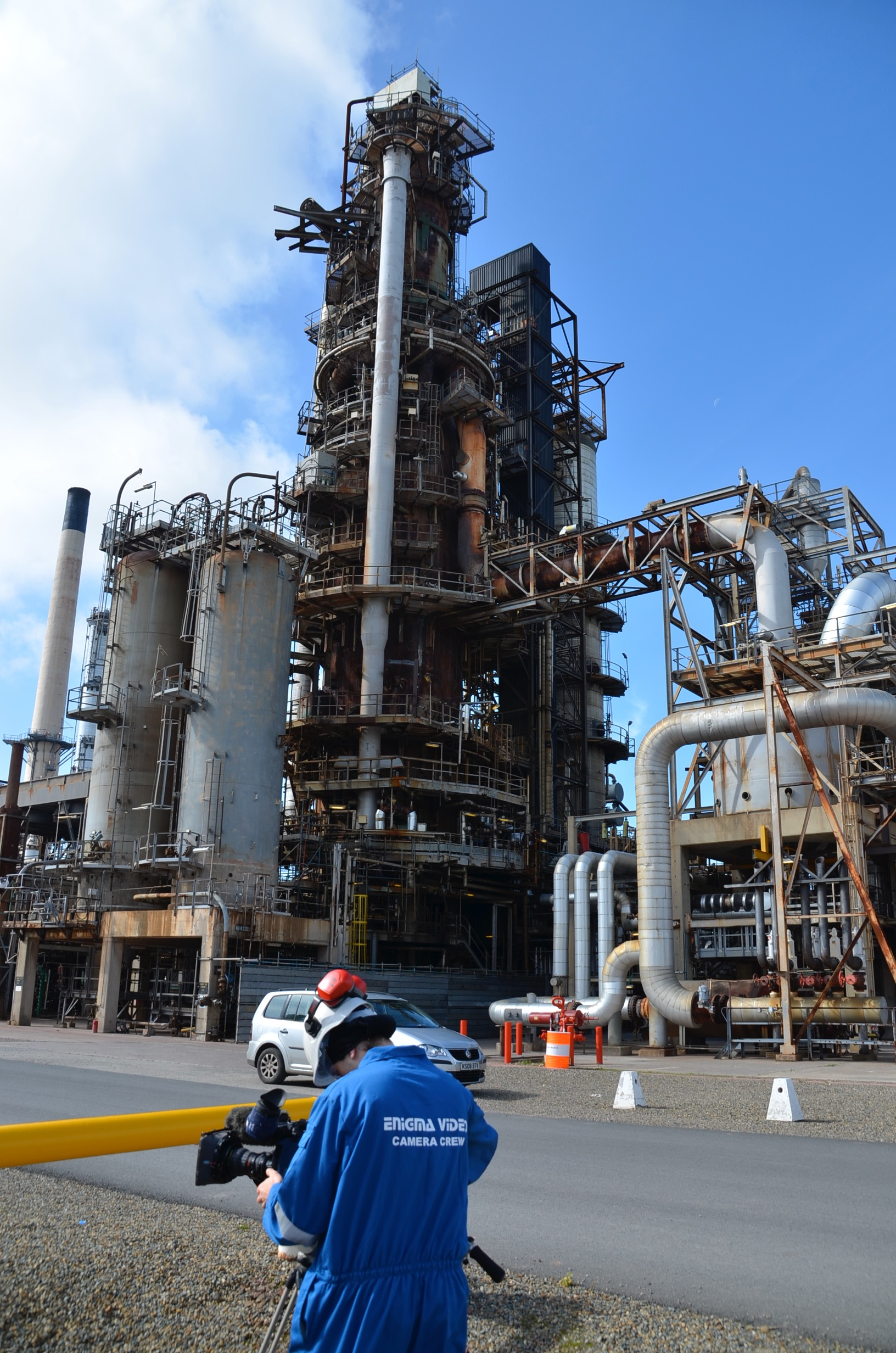 Sale of the Murco Refinery