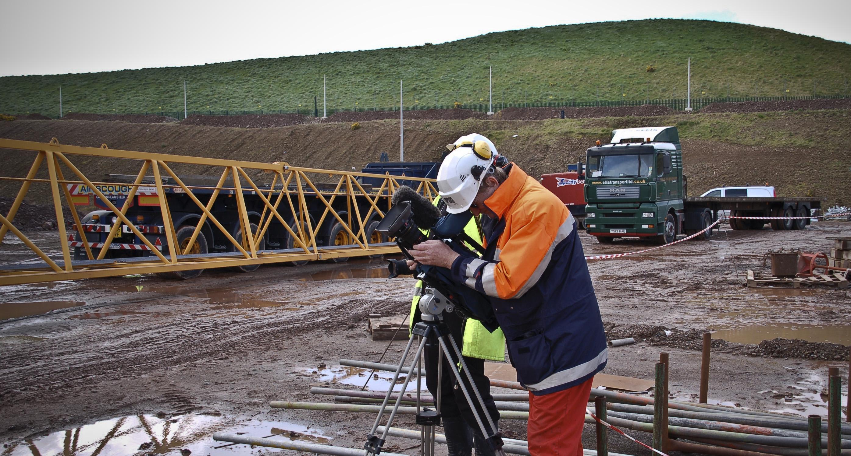 Whessoe - Volker Stevin LNG project